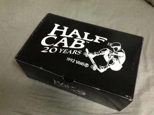 Metallica vans half cab 1