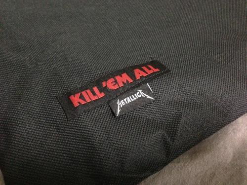 Metallica vans half cab 4