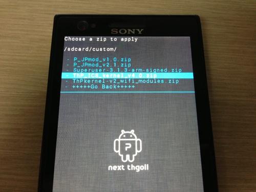 Thp ics kernel v4 cwm 2