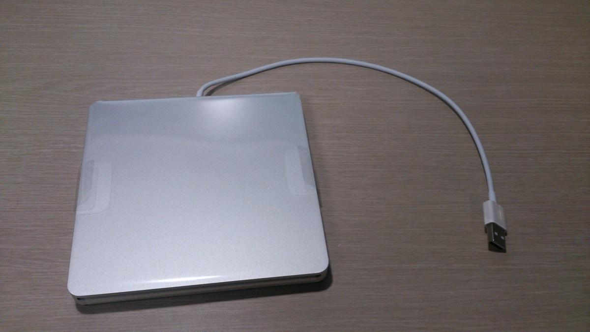 Apple usb superdrive 4