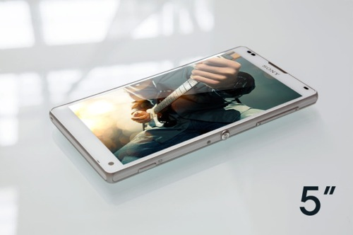 Xperia z and zl in ces 2013 15