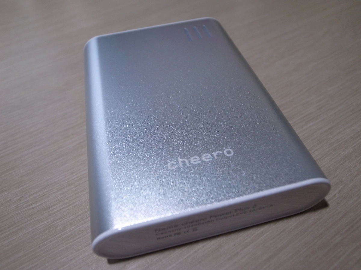 Cheero power plus 2 02
