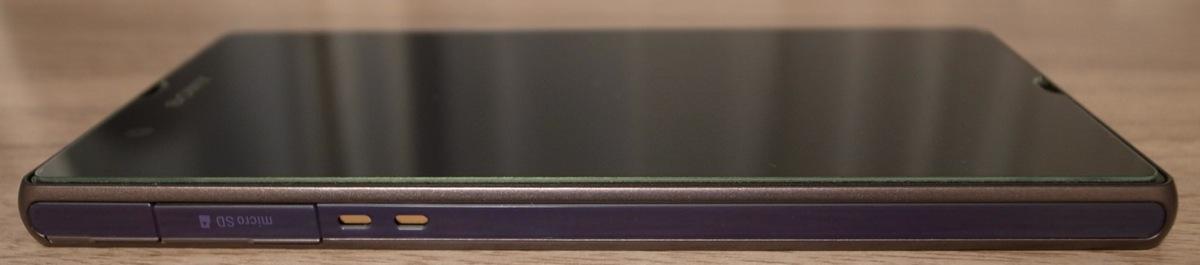 Xperia z purple 6