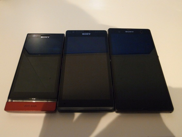Xperia sp appearance review 10