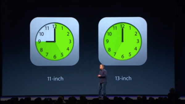 New macbook air battery 12h 1