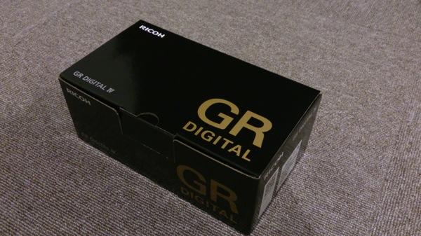 Ricoh gr digital 4 1