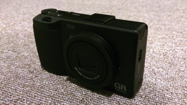 Ricoh gr digital 4 9