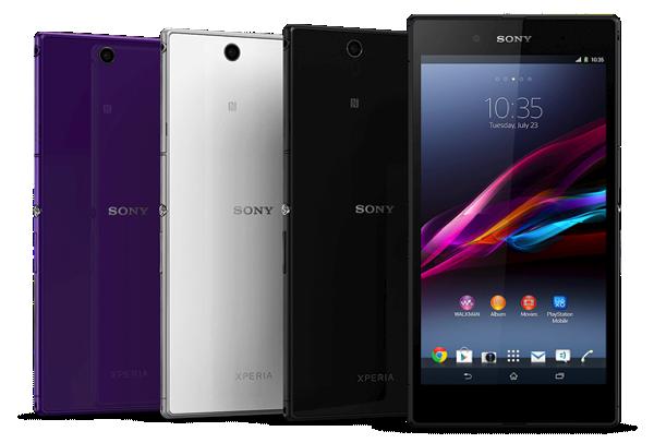 Sony xperia z ultra 6