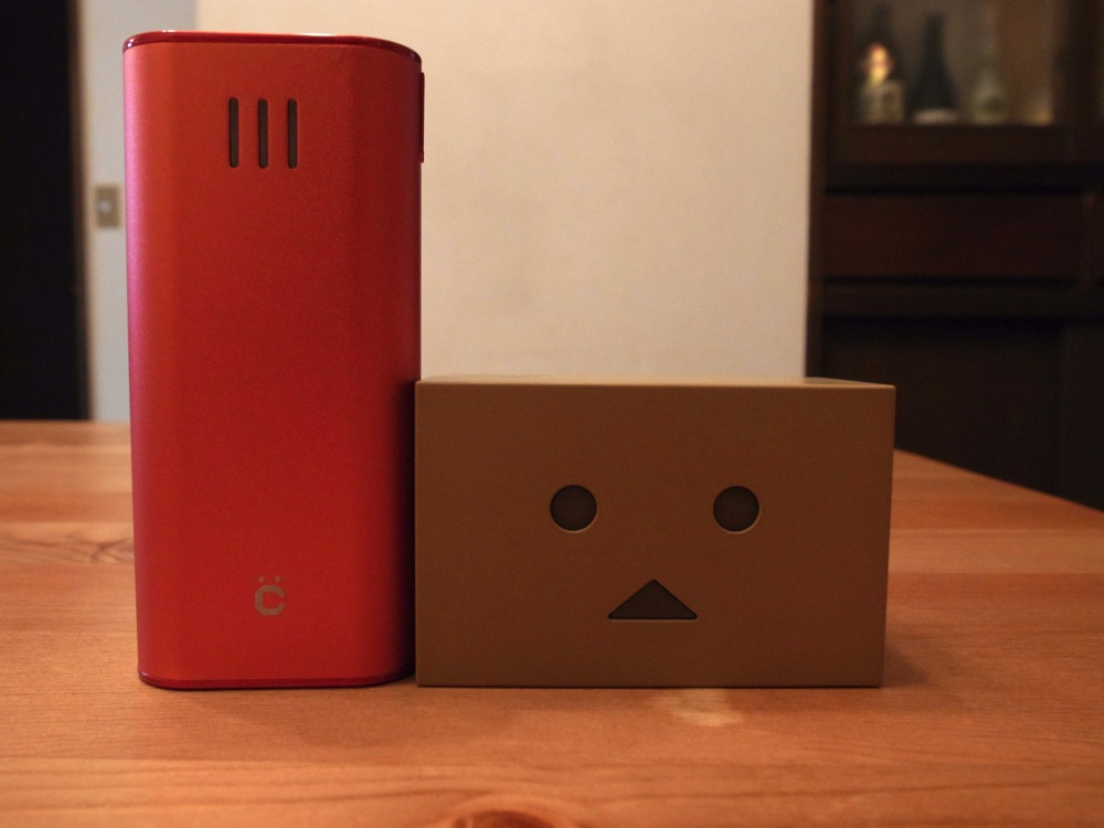 Cheero power plus danboard version mini 17