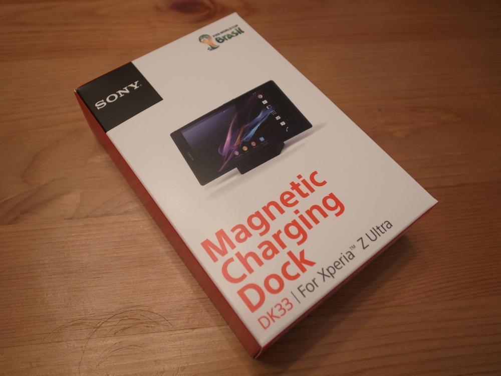 Xperia z ultra magnet charging dock dk33 01