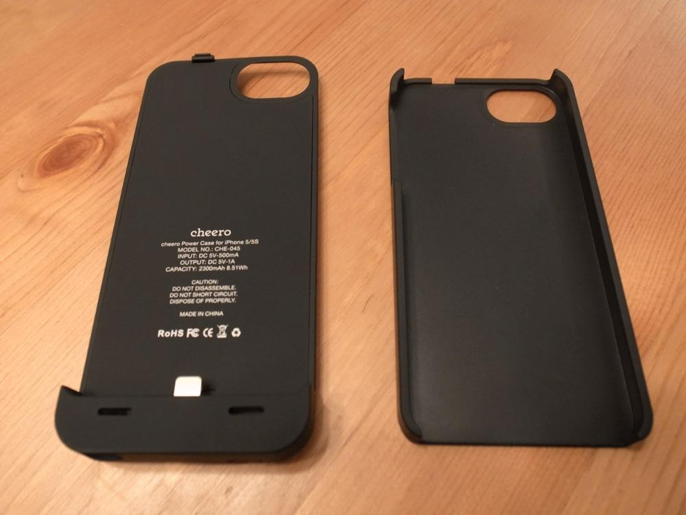 Cheero Power Case 04