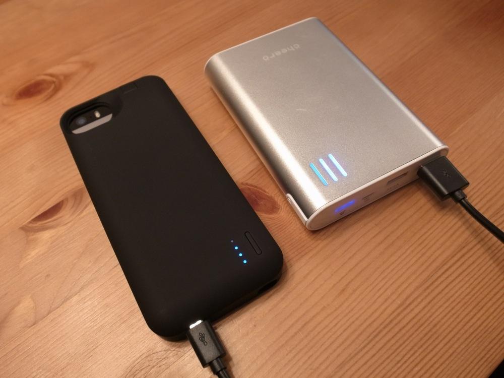 Cheero Power Case 13