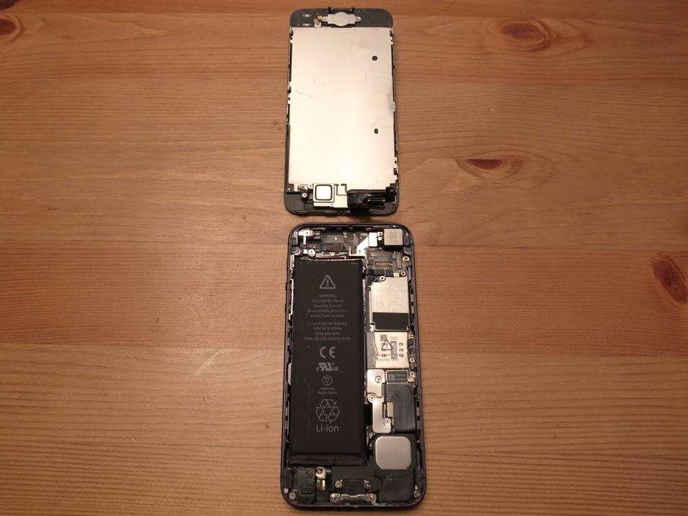 IPhone battery replace 19