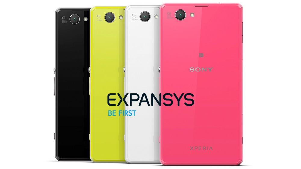 Xperia z1 compact expansys