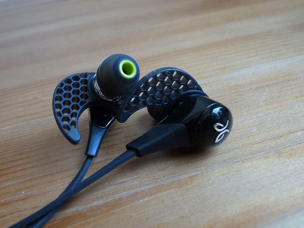 JayBird BlueBuds X ワイヤレス Bluetooth イヤホン over ear