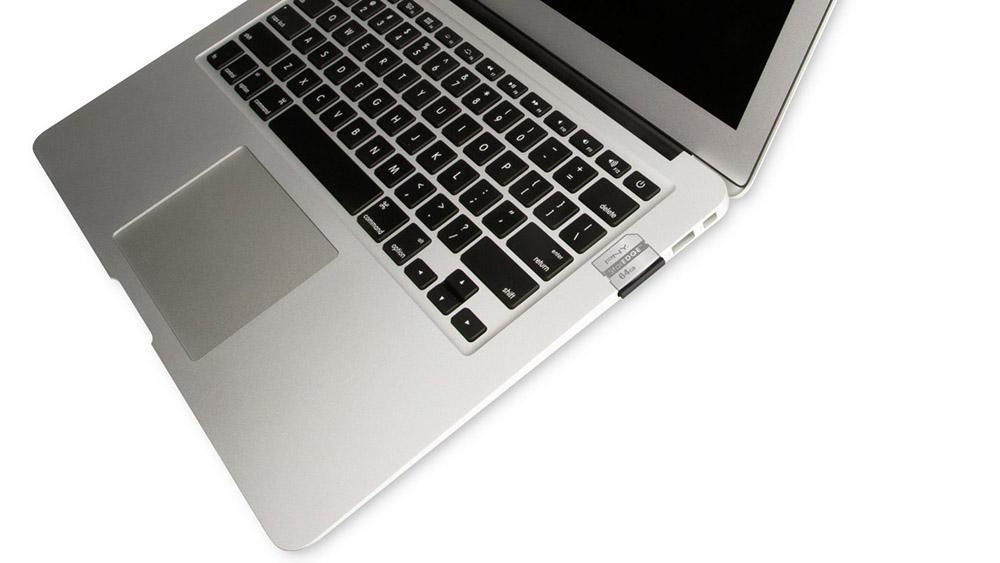 MacBook Air PNY StorEDGE