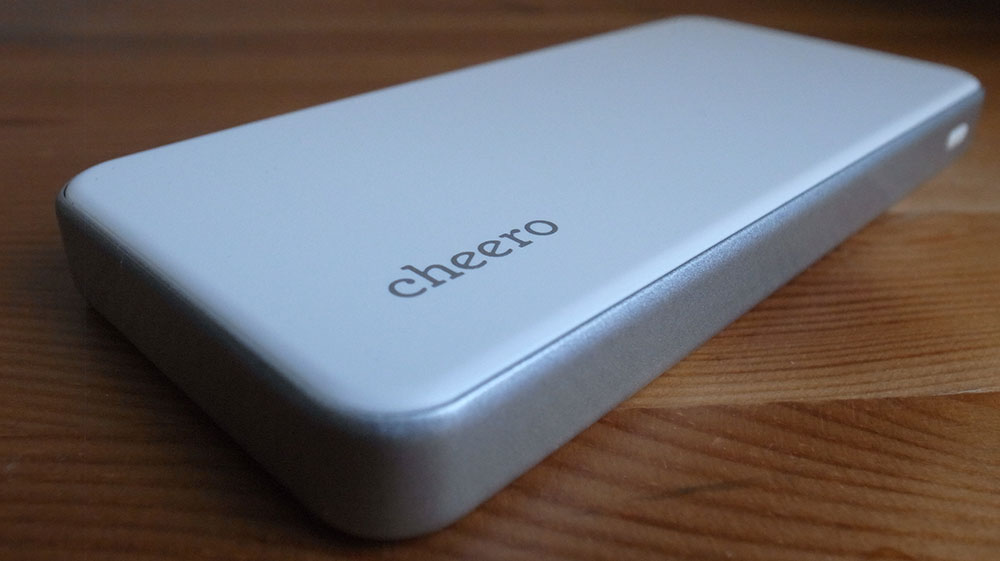 Cheero energy plus 1200mah