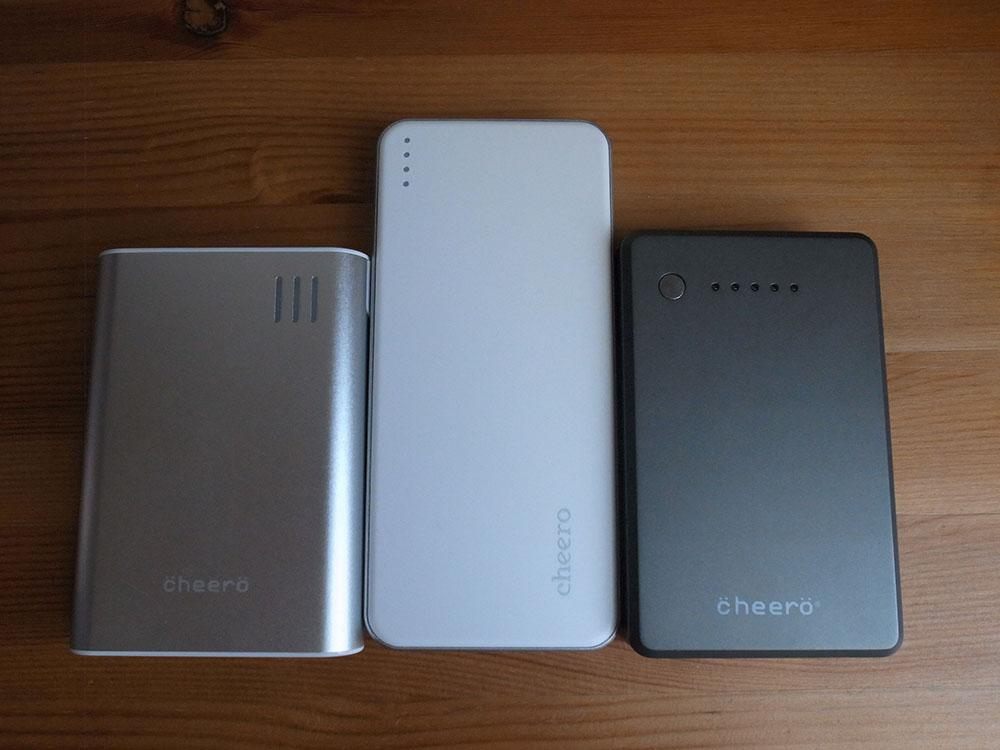 Cheero energy plus 1200mah 11
