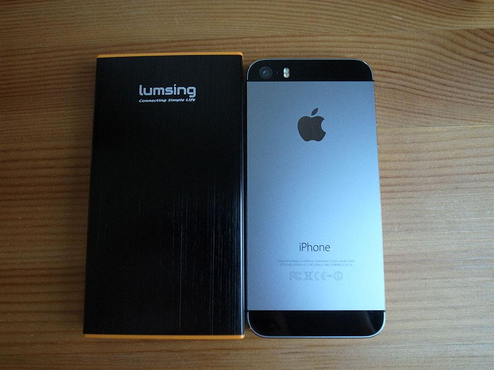 Lumsing mobile battery 07