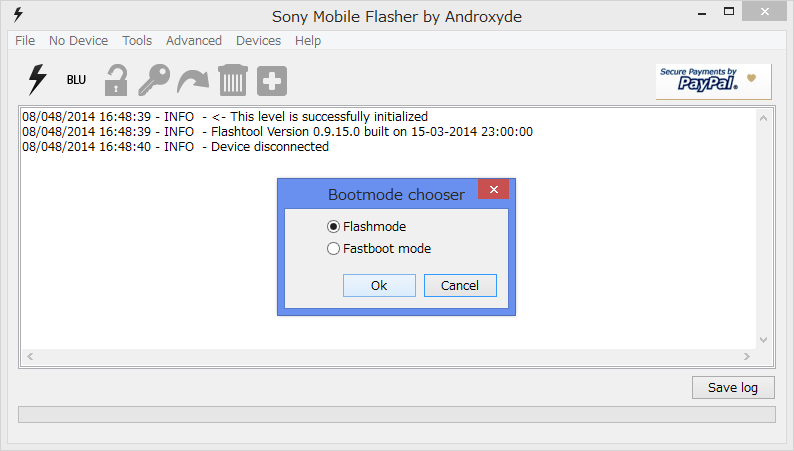 Xperia C6833 update rooted 01