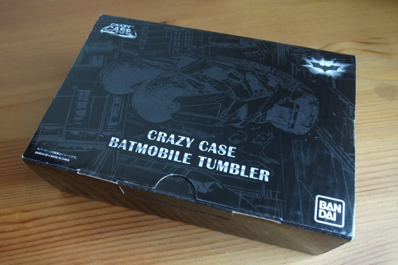 CRAZY CASE BATMOBILE TUMBLER 01