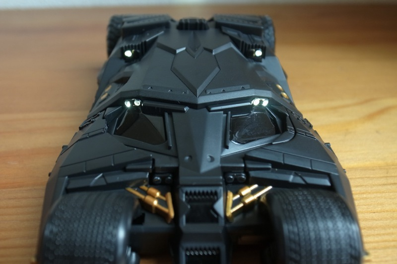 CRAZY CASE BATMOBILE TUMBLER 26
