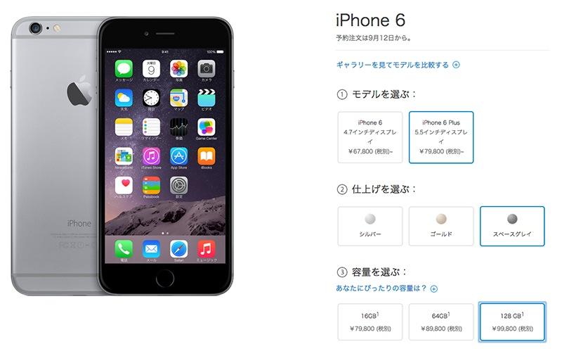 Iphone 6 plus 128GB price