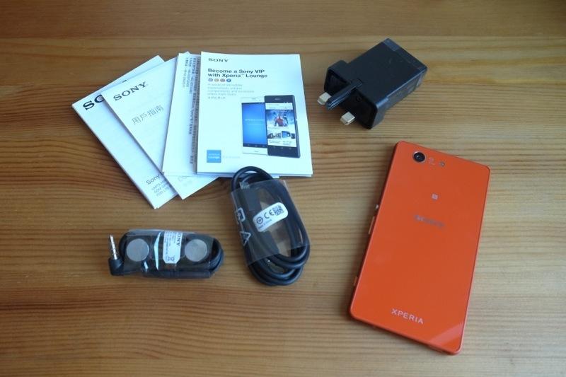 Xperia Z3 Compact photo 14
