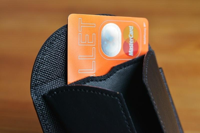 Cartolare hammock wallet 32
