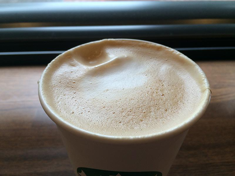 Starbucks coffee new latte 01
