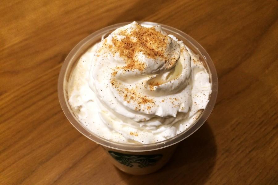 ジンジャーブレッド ラテgingerbread latte