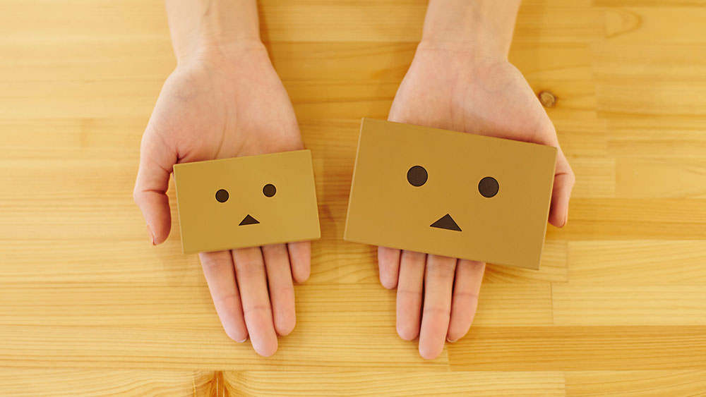 cheero Power Plus DANBOARD version block and plate
