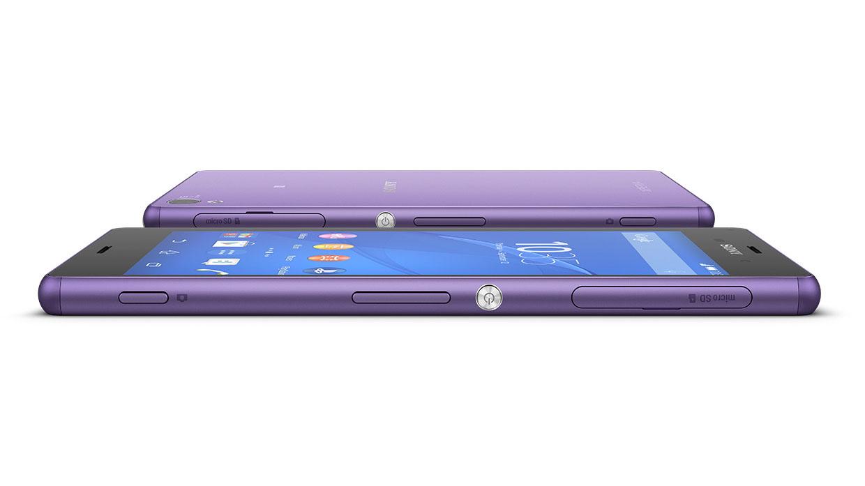 xperia z3 purple diamond edition expansys