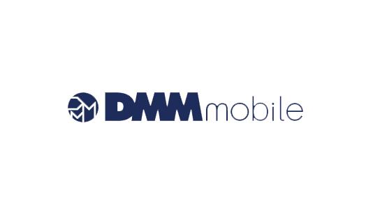 DMMmobile logo