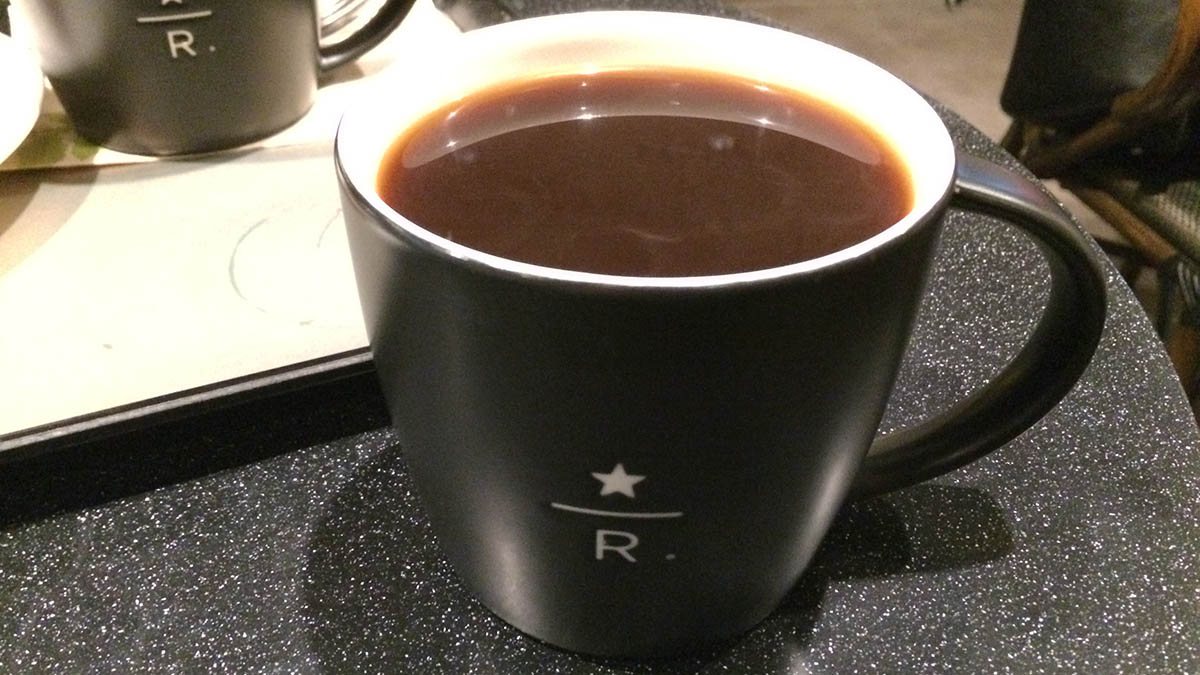 Warren Ford Jamaica Blue Mountain Coffee