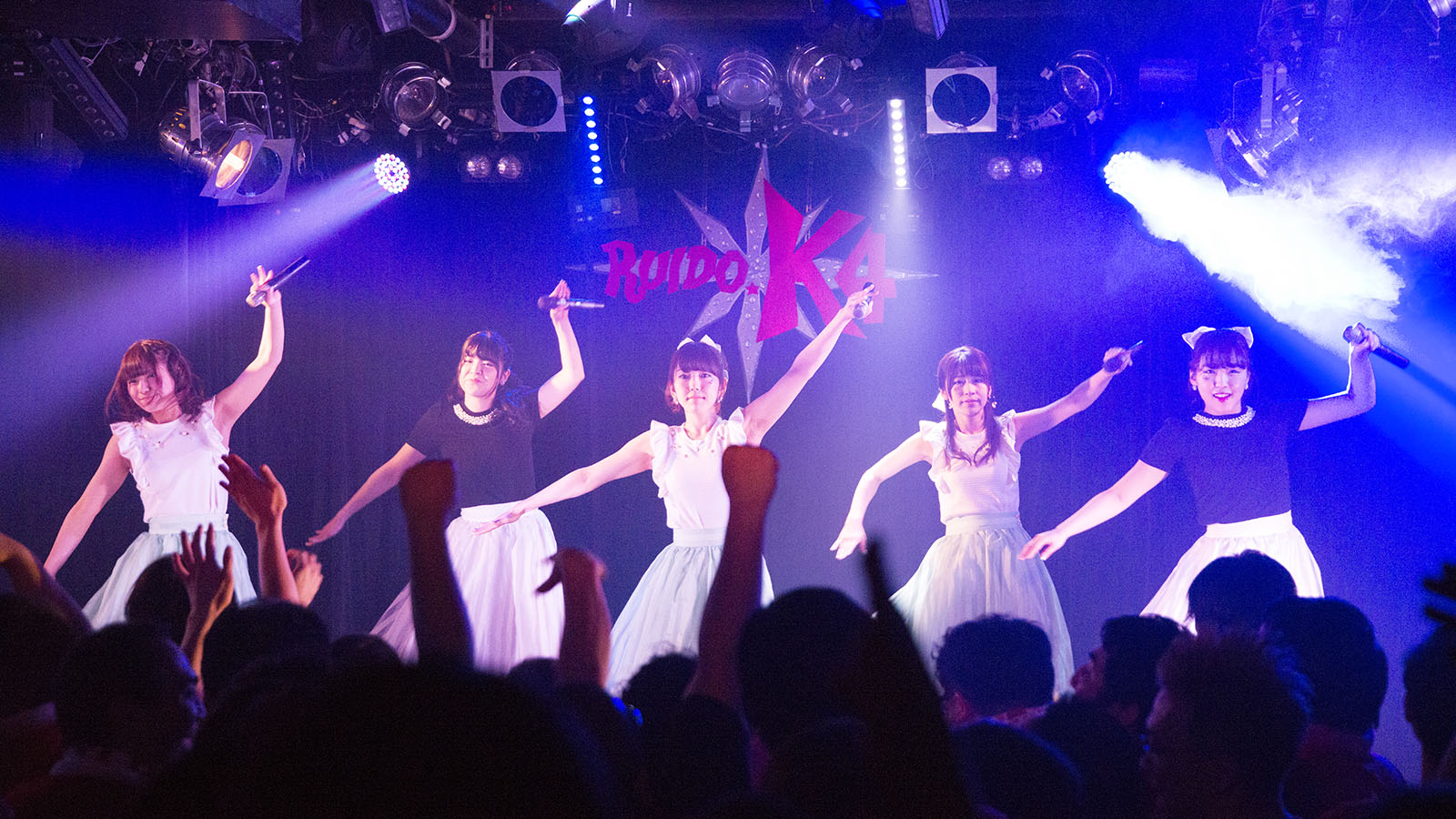 STARMARIE ASIA TOUR 2015 FANTASTIC tokyo RUIDO K4