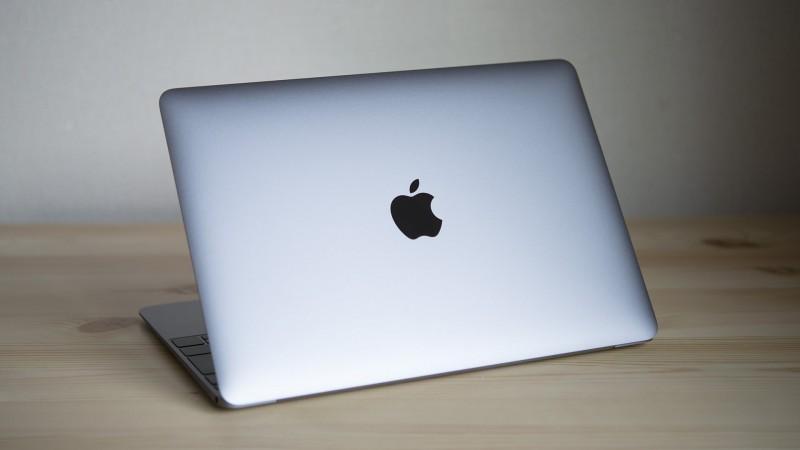 新型 MacBook Retina 12インチ レビュー
