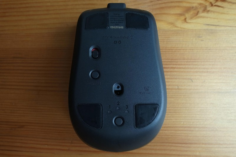 Logicool MX Anywhere 2 wireless mobile mouse_3