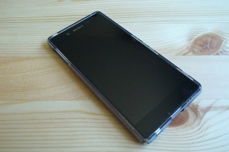 Spigen Crystal Clear Xperia Z4_07