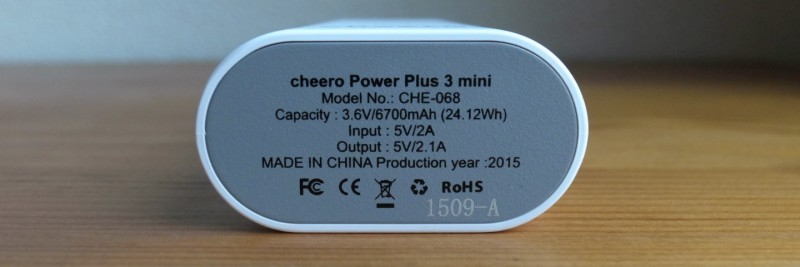 cheero power plus 3 mini_5