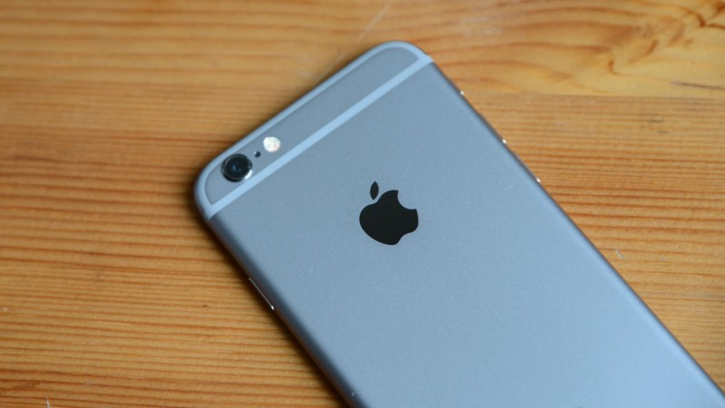 iPhone 6s Space Gray Photo Review