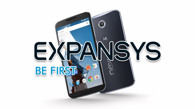 nexus 6 64GB expansys sale