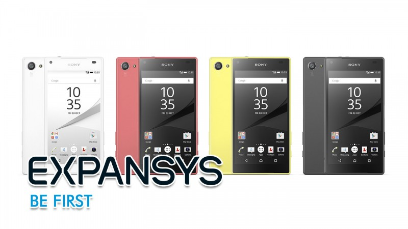 Xperia Z5 Compact Expansys