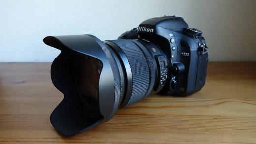 Nikon D600 SIGMA 24-105mm F4 DG OS HSM
