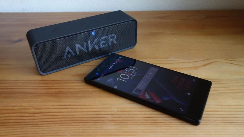 Anker Bluetooth Speaker Soundcore