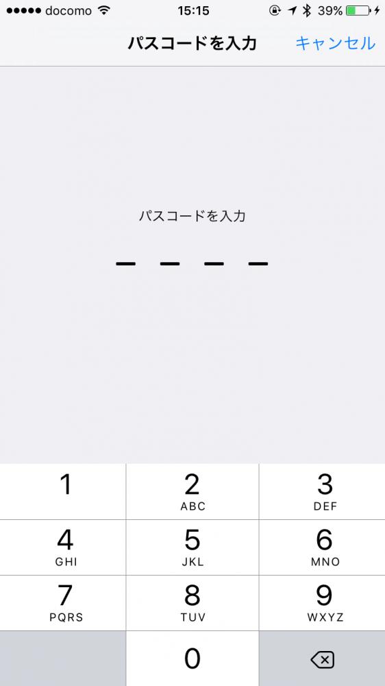 FREETEL SIM APN設定 iOS_2