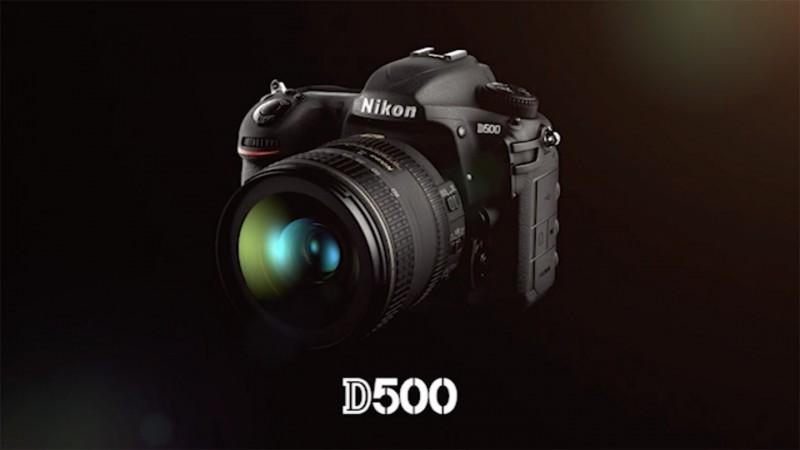 Nikon D500 D7200 比較