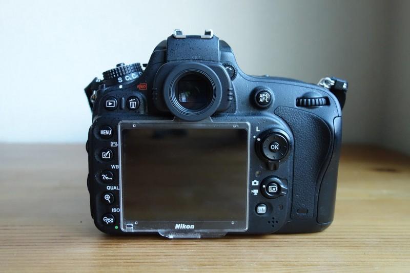 Nikon D600 ファインダー 丸窓 NEPS1 DK-17A