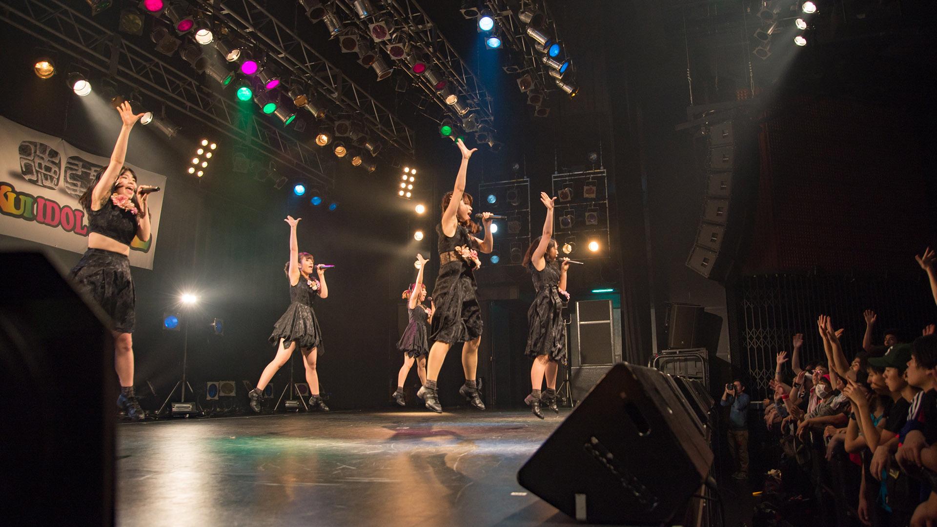 STARMARIE Tokui Idol Fes