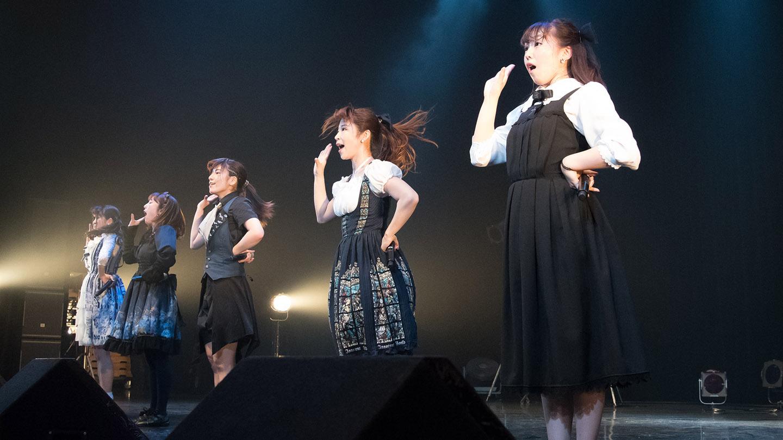 STARMARIE Zepp福岡 本格音楽女子祭